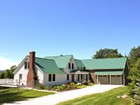 Single Family Home for sales at Vermont Vernacular 514 Robinson Road Shrewsbury, Vermont 05738 United States