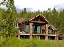 Casa para uma família for sales at Elegant Sawtooth Home 300 Decker View Ln   Stanley, Idaho 83278 Estados Unidos