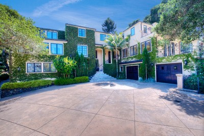 Single Family Home for Sale at Extraordinary Belvedere Estate 1 Madrona Avenue Belvedere, California 94920 United States