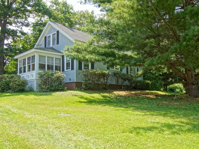 Single Family Home for sales at Rare Rye Opportunity 349 Sagamore Road Rye, New Hampshire 03870 United States