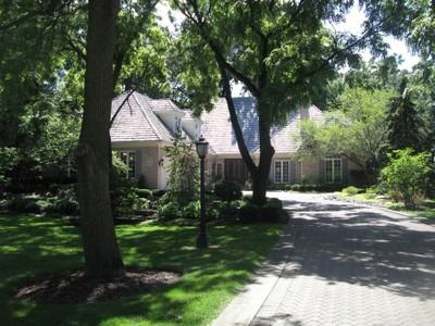 Villa for sales at 656 E. Sixth St.  Hinsdale, Illinois 60521 Stati Uniti