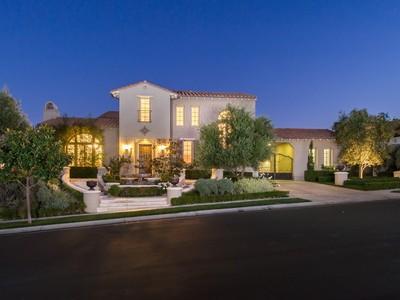 獨棟家庭住宅 for sales at 25570 Prado de Amarillo   Calabasas, 加利福尼亞州 91302 美國