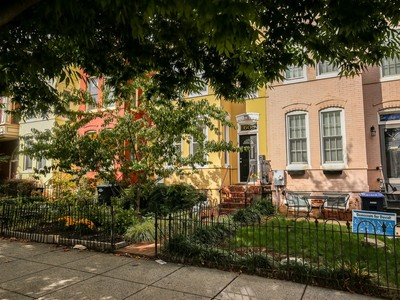 Townhouse for sales at Capitol Hill 606 Tennessee Avenue Ne Washington, District Of Columbia 20002 United States