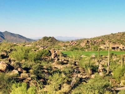 Terrain for sales at Saguaro Forest Golf Course Homesite 41248 N 96th St #121 Scottsdale, Arizona 85262 États-Unis