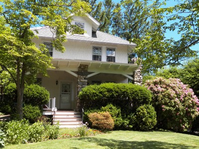 Single Family Home for sales at Charming Heathcote Home 25 Cushman Road Scarsdale, New York 10583 United States