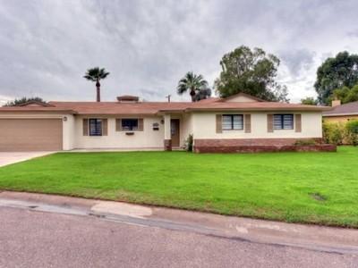 Частный односемейный дом for sales at Completely Remodeled Home In The Heart Of The Biltmore Corridor 3421 E Georgia Ave Phoenix, Аризона 85018 Соединенные Штаты