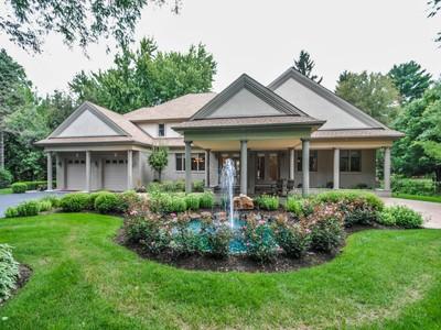 Maison unifamiliale for sales at Clinton Township 17515  Millar  Clinton Township, Michigan 48036 États-Unis