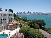 Tek Ailelik Ev for sales at Casual Elegance 255 Golden Gate Avenue   Belvedere, Kaliforniya 94920 Amerika Birleşik Devletleri