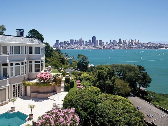 一戸建て for sales at Casual Elegance 255 Golden Gate Avenue Belvedere, カリフォルニア 94920 アメリカ合衆国