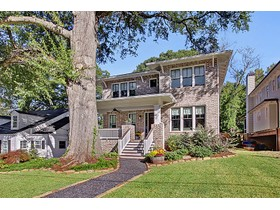 Single Family Home for sales at Impeccable 4-Side Traditional in Virginia Highland 770 Drewry Street NE Atlanta, Georgia 30306 United States