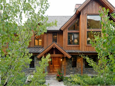 Single Family Home for sales at A Truly Unique Offering 220 W. Cooper Avenue Aspen, Colorado 81611 United States