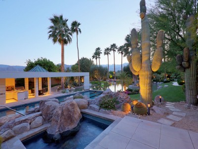 獨棟家庭住宅 for sales at Rancho Mirage 71071 La Paz Road Rancho Mirage, 加利福尼亞州 92270 美國