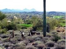 Terreno for sales at Beautiful Golf Course View Lot in Desert Mountain 9975 E Chiricahua Pass #40   Scottsdale, Arizona 85262 Estados Unidos