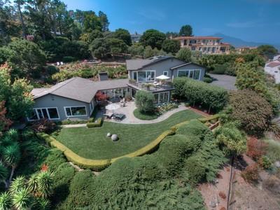 Maison unifamiliale for sales at Santa Barbara Lifestyle in Marin 5 Barner Lane Tiburon, Californie 94920 États-Unis