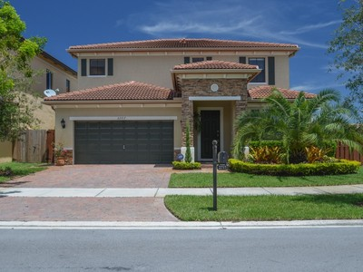 Single Family Home for sales at 22717 SW 105 Ave  Miami, Florida 33190 United States