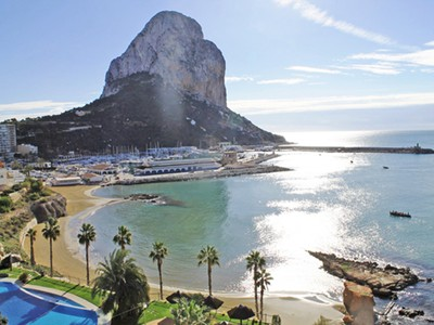 Apartment for sales at Spectacular Penthouse overlooking Calpe´s beach and marina Sandy Beach Front Calpe, Alicante Costa Blanca 03710 Spain