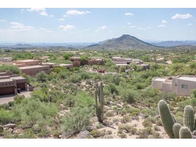 Land for sales at Custom Homesite In The Beautiful Village Of Rose Quartz At Desert Mountain 10664 E Prospect Point Dr #41 Scottsdale, Arizona 85262 United States