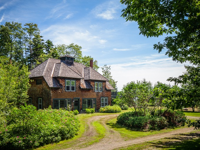 Single Family Home for sales at Shag Rock 37 Shag Rock Road  Lincolnville, Maine 04849 United States