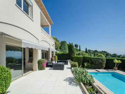 Einfamilienhaus for sales at Renovated villa for sale in Cannes Cannet, with sea view Le Cannet Résidentiel Cannes, Provence-Alpes-Cote D'Azur 06110 Frankreich