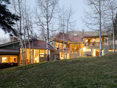 Single Family Home for sales at Mountain Retreat in Starwood 895 S. Starwood Drive   Aspen, Colorado 81611 United States