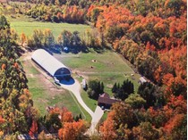 Nhà ở một gia đình for sales at Exceptional 10 Acre Farm 609778 12th Side Rd   Blue Mountains, Ontario L9Y0P6 Canada