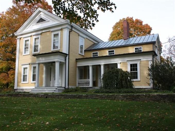 Vivienda unifamiliar for sales at Samuel Huntting House 245 Conklin Hill Road   Stanfordville, Nueva York 12545 Estados Unidos