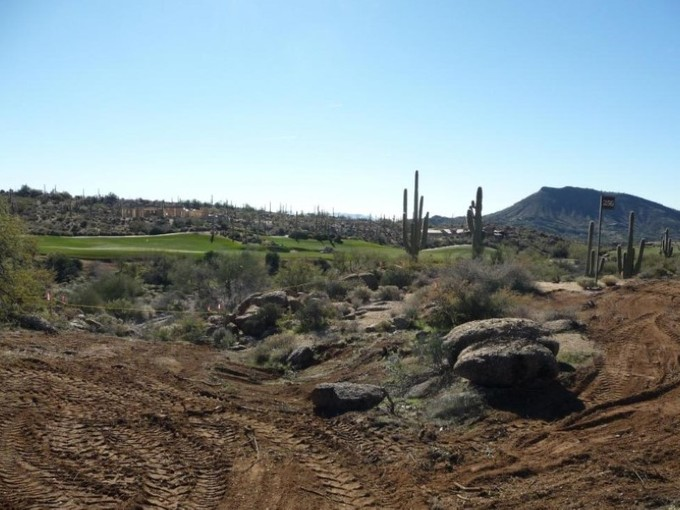 Single Family Home for sales at Luxury Contemporary Spec Home Under Construction in Desert Mountain 41509 N 95th Street   Scottsdale, Arizona 85262 United States