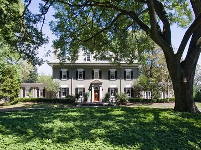 Single Family Home for sales at Clothier Mansion 711 Mount Moro Road Villanova, Pennsylvania 19085 United States