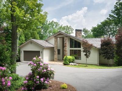 独户住宅 for sales at LINVILLE RIDGE 1138  Vista Way Linville, 北卡罗来纳州 28646 美国