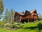 Maison unifamiliale for sales at Crescent H Cabin in the Woods 850 Wapiti West Bank South, Wyoming 83014 États-Unis