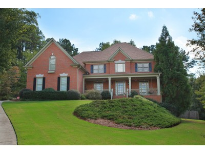 Single Family Home for sales at Expansive Executive Home in Convenient Close-In Milton 530 Oakleaf Way Milton, Georgia 30004 United States