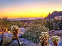 토지 for sales at Custom Homesite in Four Seasons Resort with Unparalleled Views 10585 E Crescent Moon Drive #44   Scottsdale, 아리조나 85262 미국