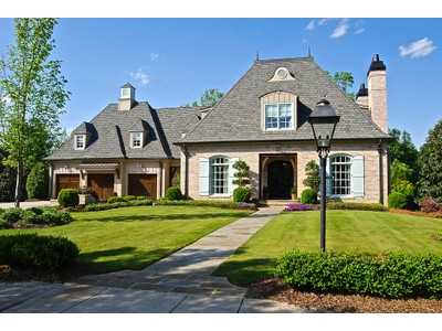 Villa for sales at Exquisite French Country Home 180 Newhaven Drive  Fayetteville, Georgia 30215 Stati Uniti