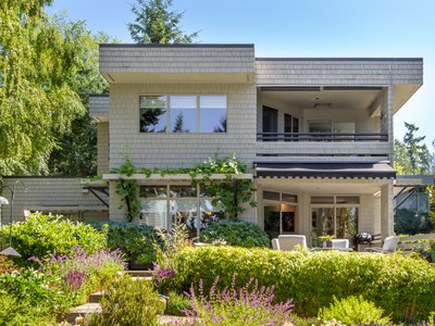 Single Family Home for sales at Lovell Waterfront 160 Lovell Avenue SW Bainbridge Island, Washington 98110 United States