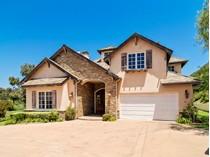 Maison unifamiliale for sales at 6261 Clubhouse Drive    Rancho Santa Fe, Californie 92067 États-Unis