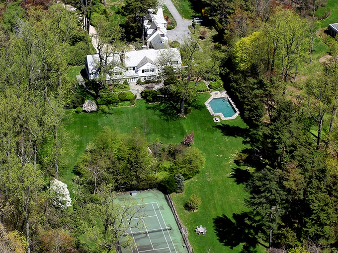 Single Family Home for sales at Remarkable Heathcote Estate 18 Heathcote Rd Scarsdale, New York 10583 United States