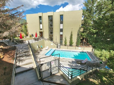 Single Family Home for sales at Top Floor Unit At Edelweiss 1482 Empire Ave #O5 Park City, Utah 84060 United States