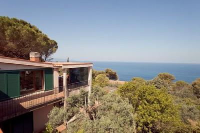 Villa for vendita at Esclusiva proprietà vista mare all'Argentario  Porto Santo Stefano, Grosseto 58019 Italia