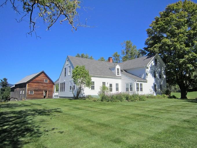 Landgut / Bauernhof / Plantage for sales at Barnswallow Farm on 264+ Acres 70/71 Hoisington Road Weathersfield, Vermont 05151 Vereinigte Staaten