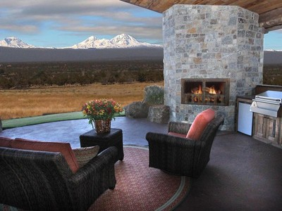 Maison unifamiliale for sales at Brasada Ranch 15631 SW Mecate Lane Powell Butte, Oregon 97753 États-Unis