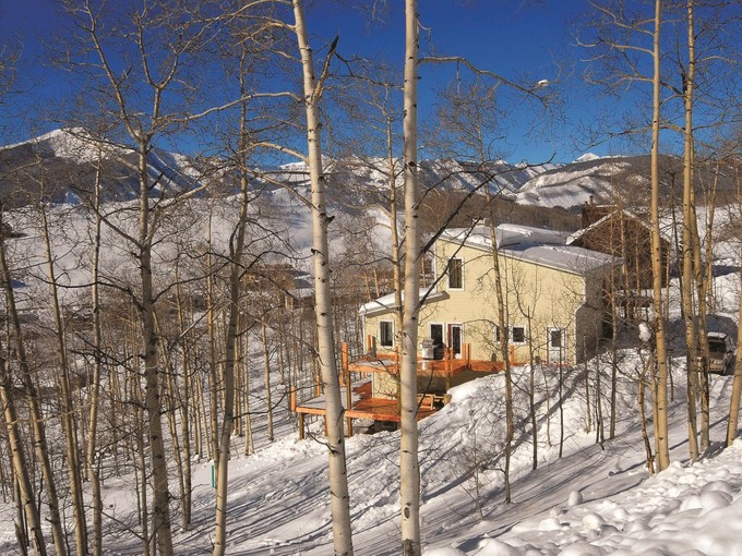 Einfamilienhaus for sales at 59 Cinnamon Mountain Road  Mount Crested Butte, Colorado 81225 Vereinigte Staaten