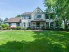 Casa Unifamiliar for sales at Classic Country Colonial On Lush Acreage - Delaware Township 6 Green Farm Lane Stockton, Nueva Jersey 08559 Estados Unidos