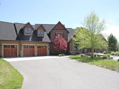 Casa para uma família for sales at 8060 Grebe Court    Missoula, Montana 59804 Estados Unidos