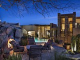 Property Of Spectacular & Magical Custom Home in Desert Mountain