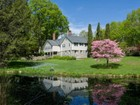 Single Family Home for  sales at Stone Wall Farm 95 North Street Easton, Connecticut 06612 United States