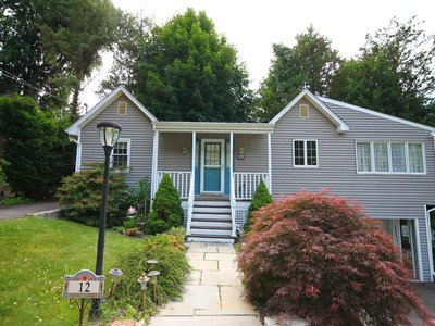 Single Family Home for sales at Open and Bright 12 Thaddeus Avenue  Danbury, Connecticut 06811 United States