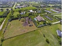Einfamilienhaus for sales at 15691 Sunnyland 15691 Sunnyland Lane   Wellington, Florida 33414 Vereinigte Staaten