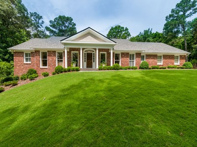 Single Family Home for sales at Completely Remodeled On 3+/- Acres 3845 Parian Ridge Road Atlanta, Georgia 30327 United States