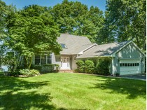 Single Family Home for sales at Riverfront Cape with Private Dock in Eliot 37 Riverview Drive   Eliot, Maine 03903 United States