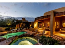 Single Family Home for sales at Fabulous Desert Classic Style Home on Extremely Private Lot in Desert Mountain 10822 E Prospect Point Drive   Scottsdale, Arizona 85262 United States